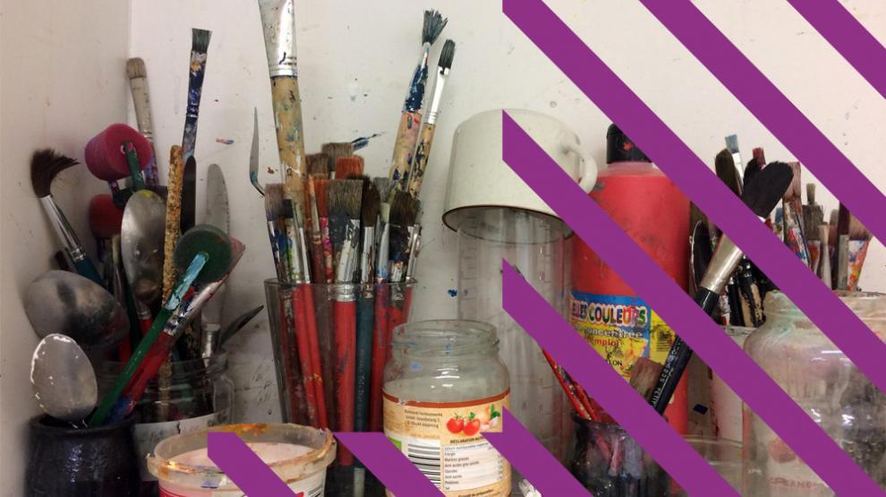 Les arts plastiques à la Maison des Arts