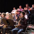 Le big band de la Maison des Arts