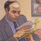 J dos Passos peint par Harold Weston