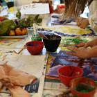 Un atelier peinture
