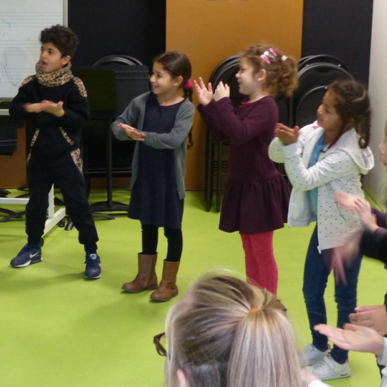 Un cours de chant