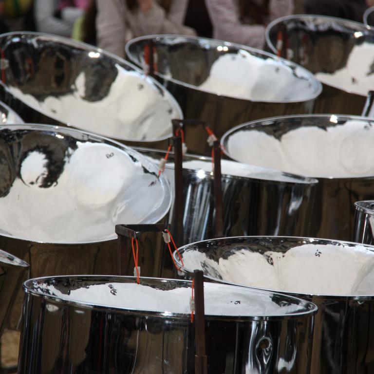 Steel drum - Ville de Saint-Herblain
