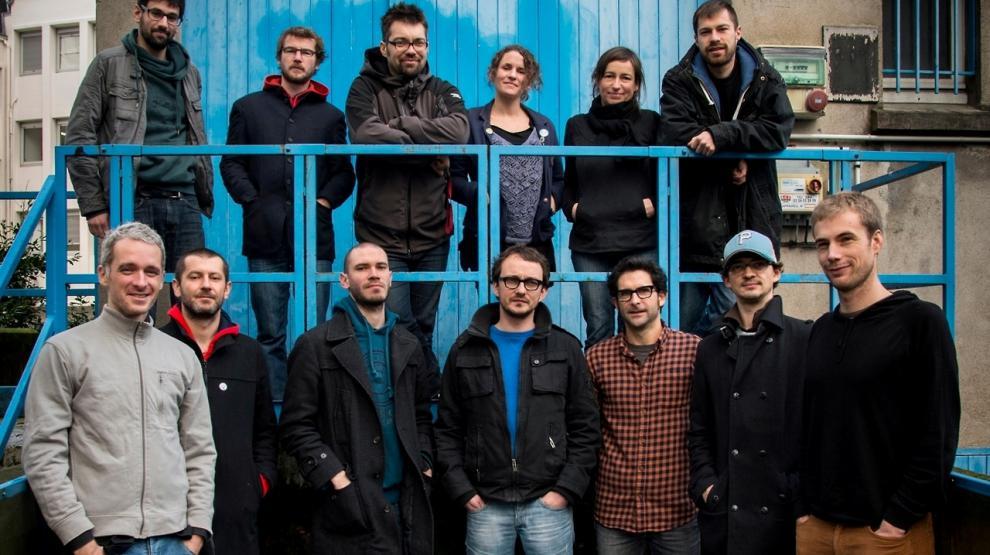 les musiciens de 1 band 2.0
